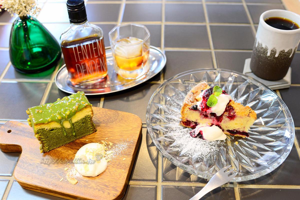 新北美食 | 板橋區《點點甜甜》好初甜點 車站巷弄裡的好吃下午茶店
