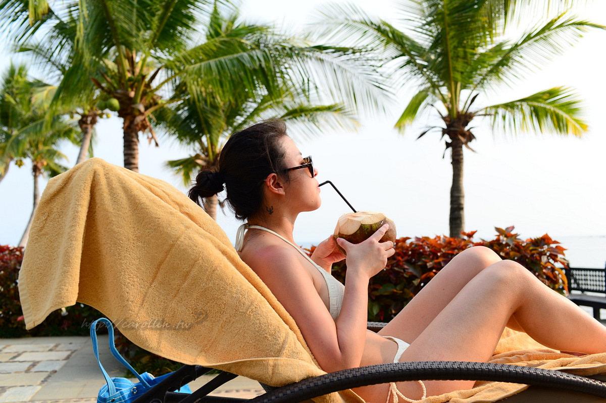 【旅遊住宿】中國。海南島 三亞市《文華東方酒店 Mandarin Oriental Sanya》南國熱帶島嶼風情渡假村