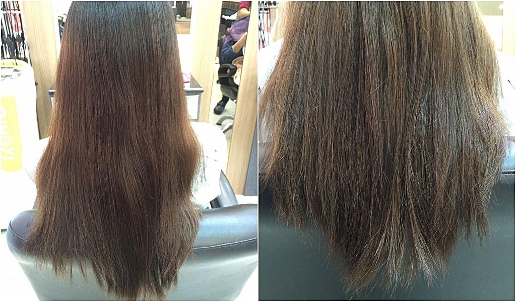 花群髮藝 修護燙髮