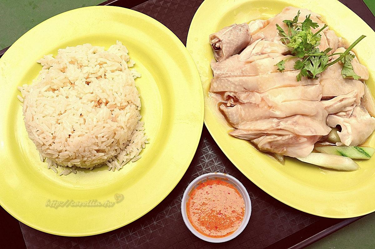 新加坡 天天海南雞肉飯