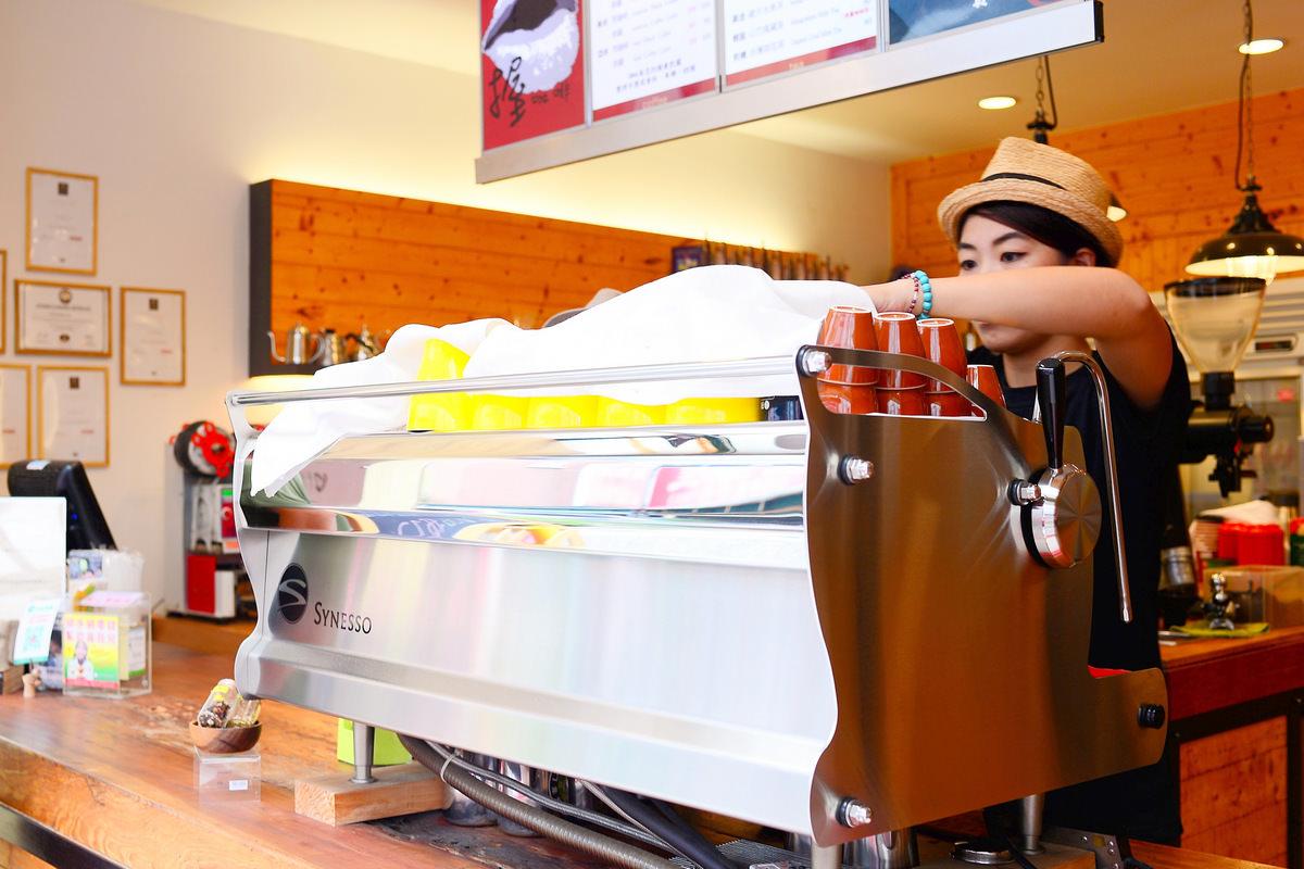 新竹美食|東區《握咖啡 oh! CAFE》世界冠軍加持 台灣烘豆大師賴昱權外帶咖啡店