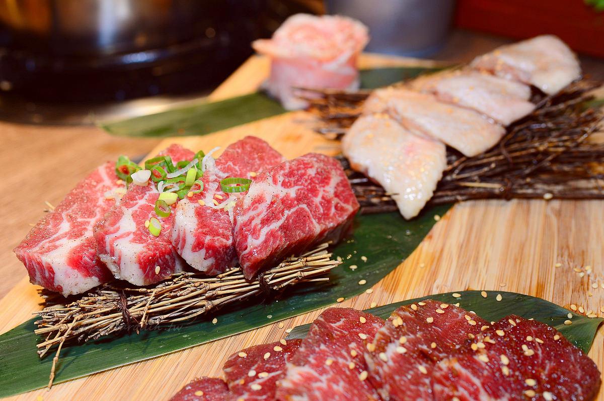 台北美食|大安區《韓老大》東區韓式燒肉 海鮮九層塔 韓國料理推薦