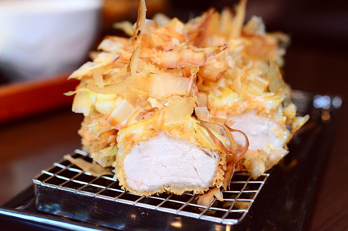 黃金章魚燒豬排