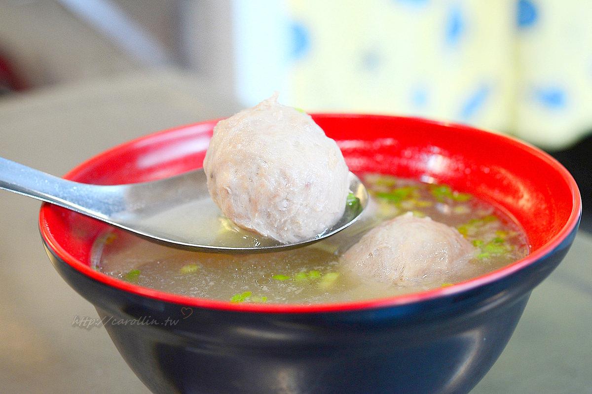 新竹美食|東區《石記魚丸》貢丸 滷肉飯 在地人推薦小吃店