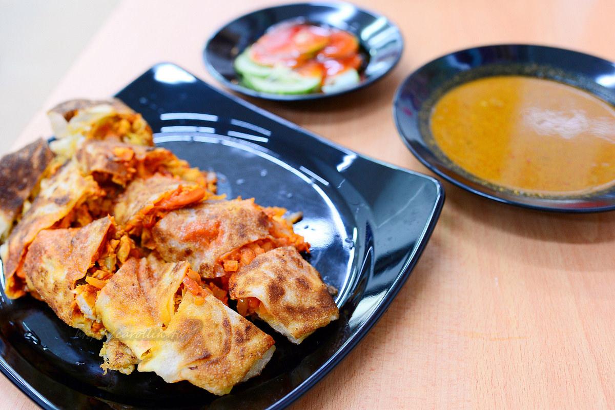 新加坡美食|武吉士《Singapore Zam Zam》旅遊必吃在地美食 百年印度餐廳