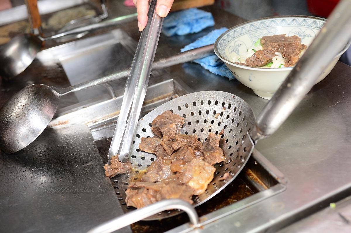 台南灣裡黃金商圈 牛肉麵