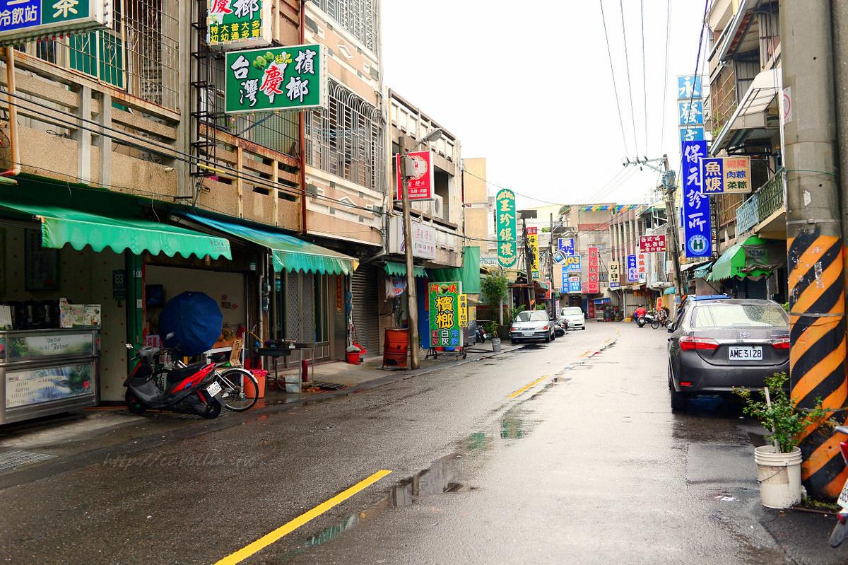 台南灣裡黃金商圈