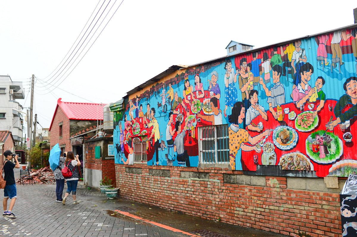 台南美食旅遊|南區一日遊《灣裡老街 + 喜樹藝術聚落 喜事集》黃金海岸沿線輕旅行 尋味在地美食