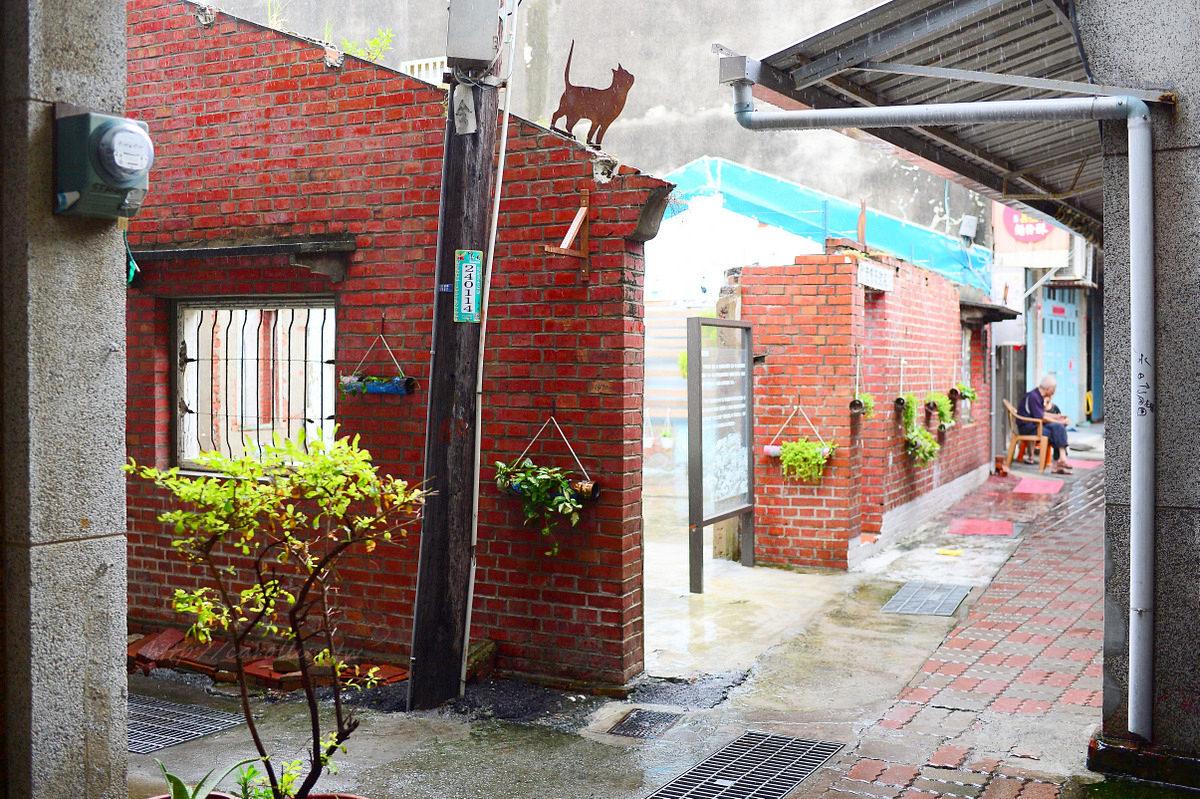 台南旅遊景點|黃金海岸沿線《喜事集》喜樹藝術聚落 漫遊百年文創彩繪老街