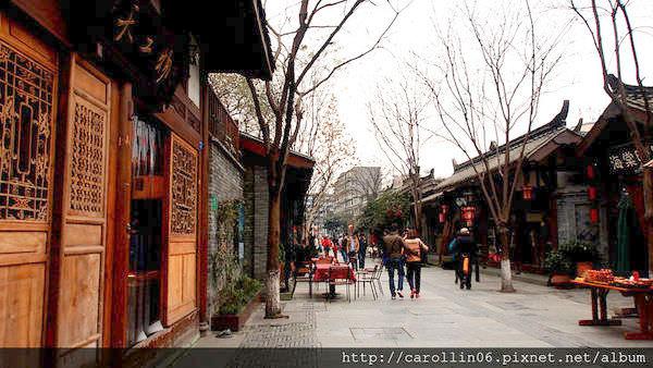 【旅遊】四川自由行。成都美食購物必訪《寬窄巷子》品味千年少城慢活舊影
