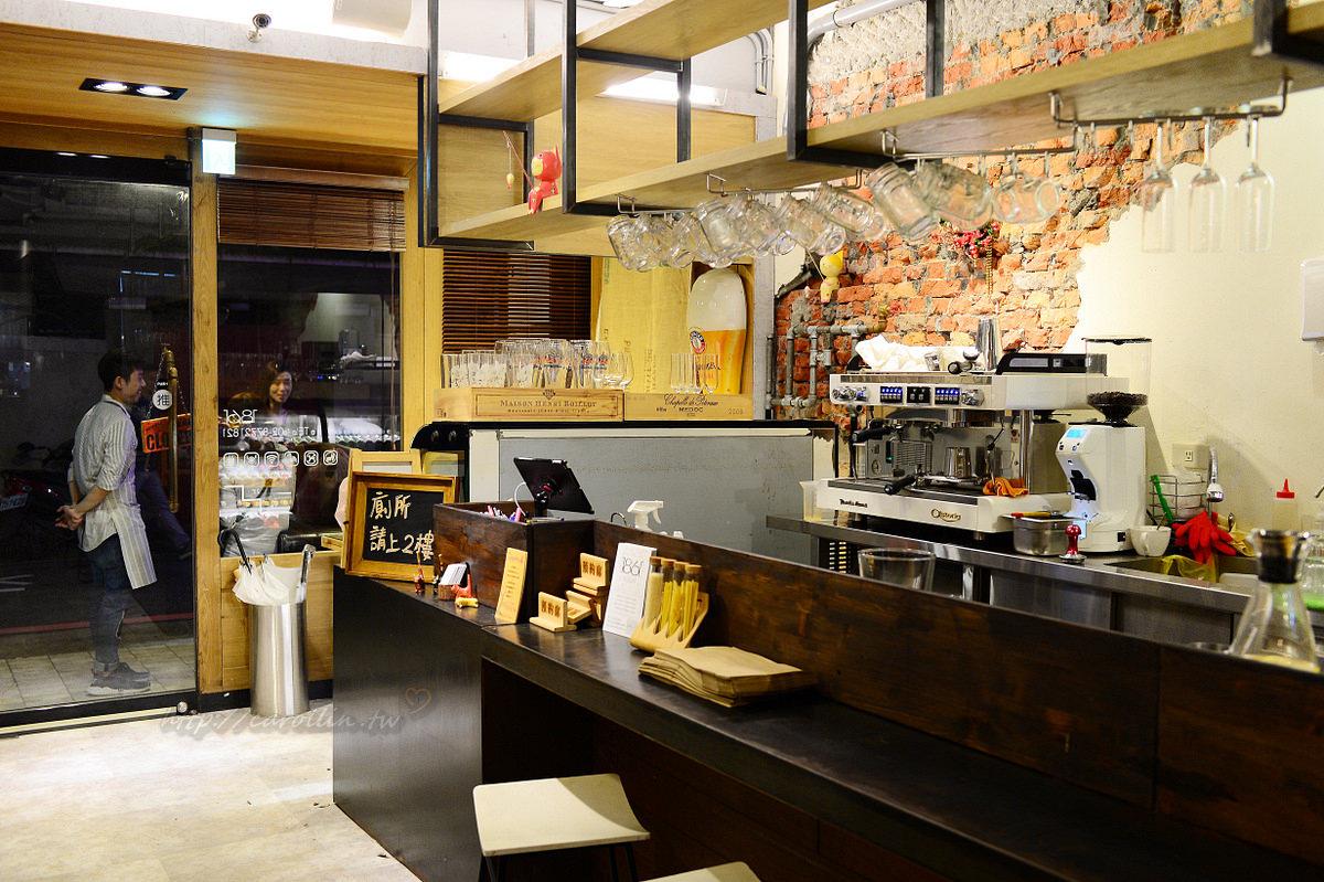 南京復興遼寧店 1861 義大利創意餐酒館