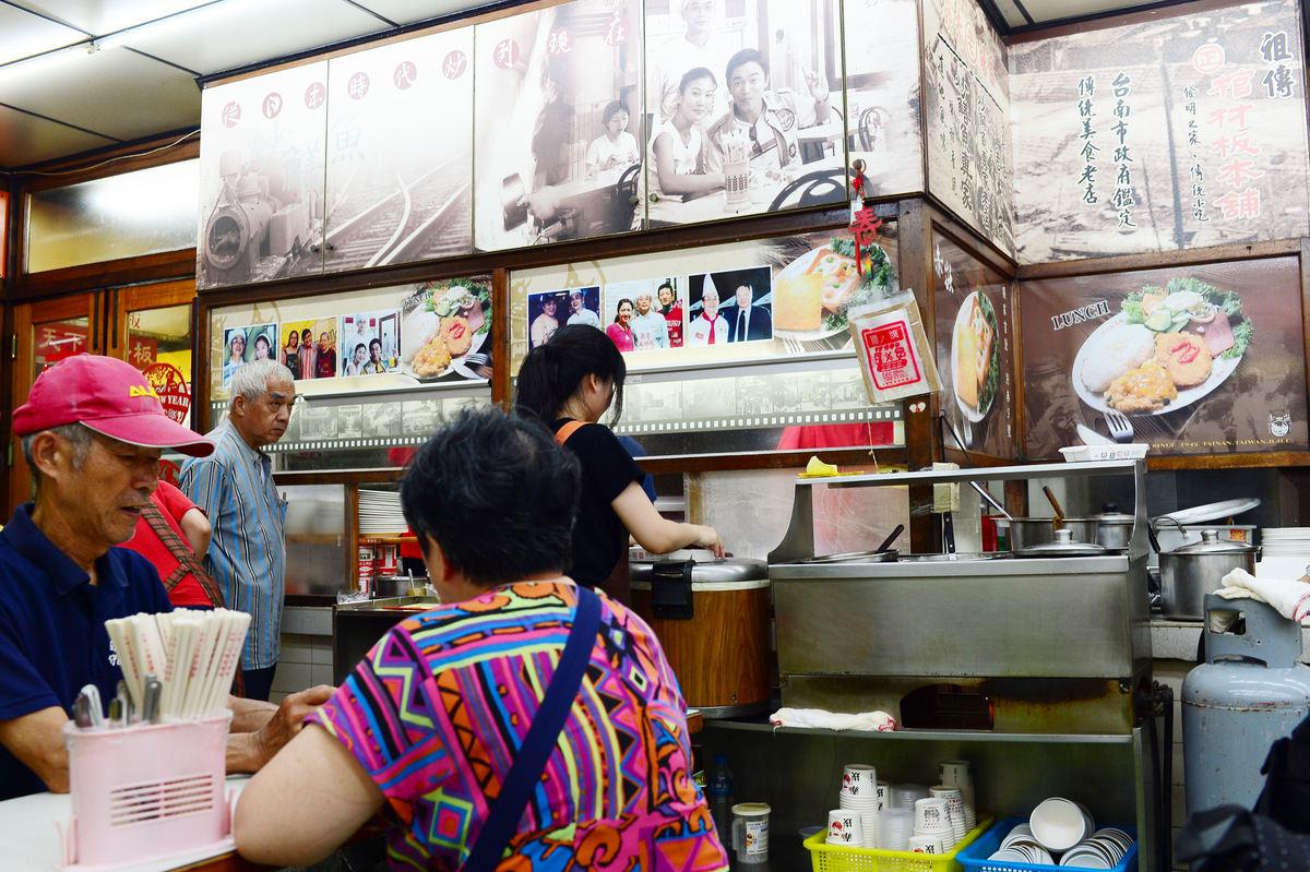 沙卡里巴 康樂市場 赤崁棺材板
