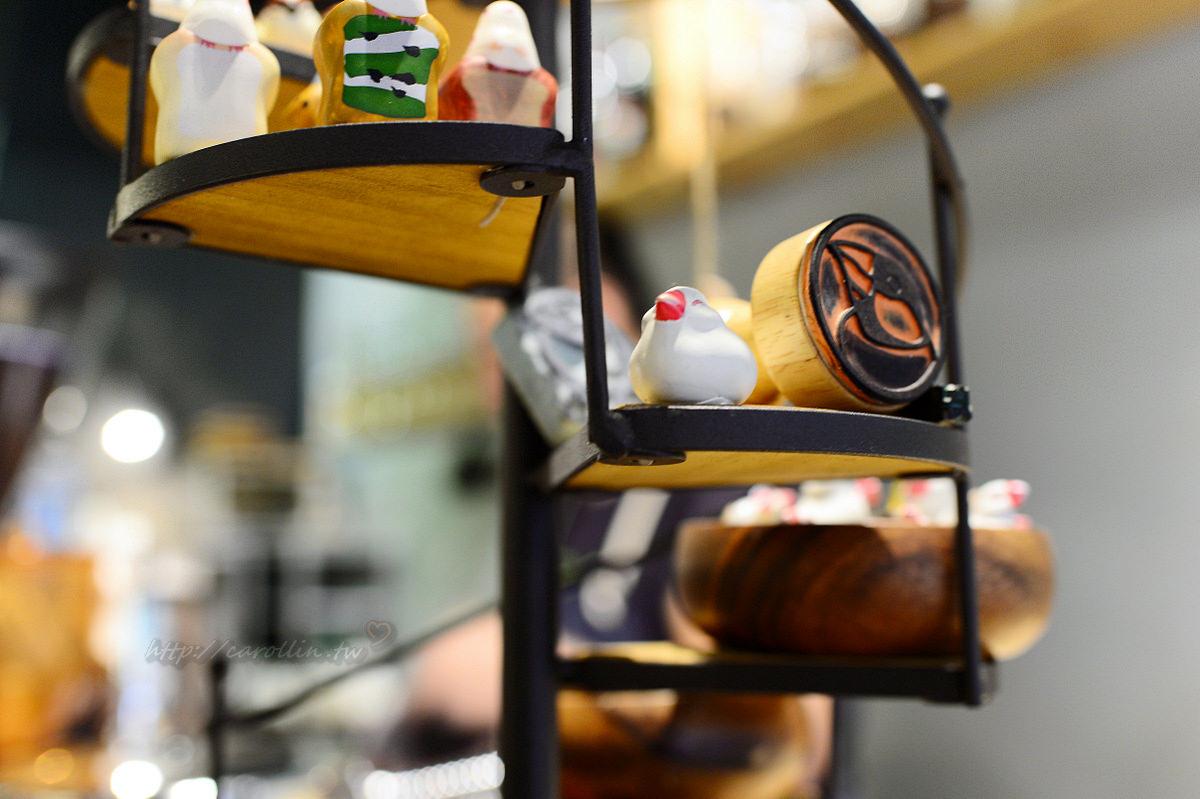 宜蘭 礁溪好吃下午茶推薦 文鳥公寓咖啡店