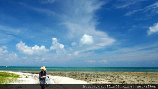 【旅遊】沖繩離島自由行。日本離島中的離島《竹富島》無汙染熱帶海洋天堂