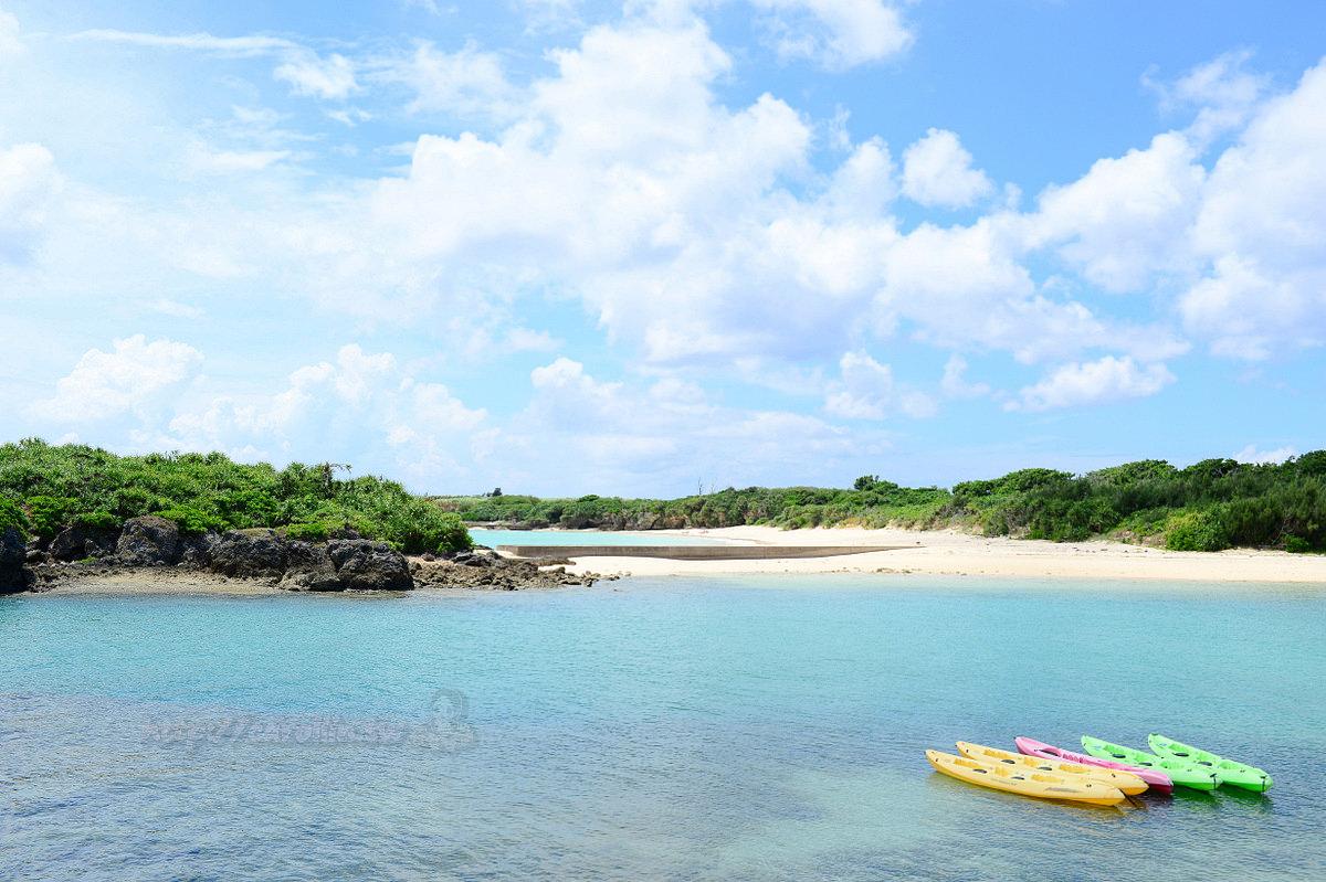 沖繩旅遊景點|宮古島《伊良部 Iraba Area》絕美海灘半日遊 渡口之濱 通池 無敵景點推薦