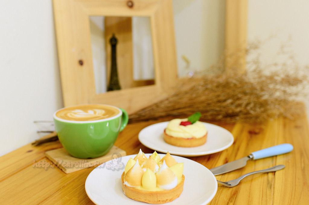 新竹美食|東區《慢慢手作甜點店》巷弄裡的平價下午茶店