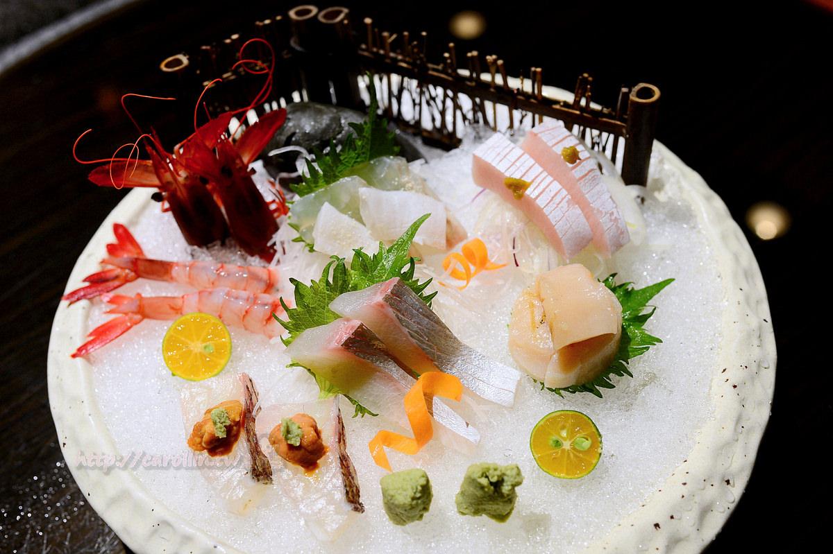 台北美食|信義區《心月懷石料理》無菜單日本料理 新鮮優質好食材