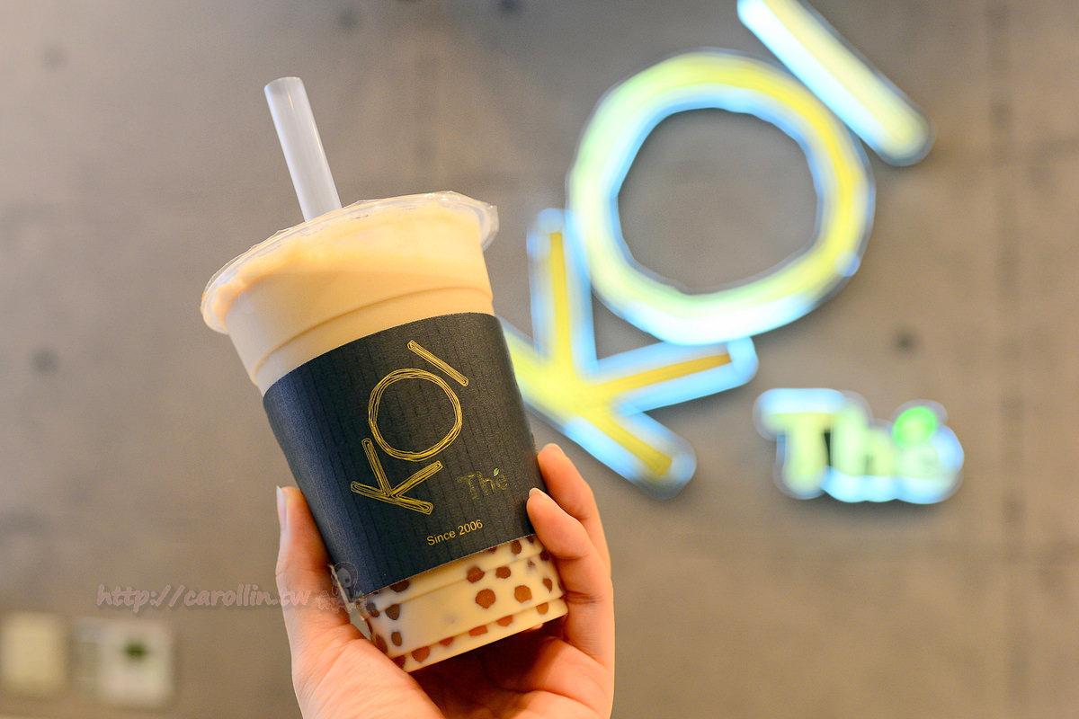 沖繩美食|那霸國際通《KOI Thé》來自台灣 50嵐 珍珠奶茶 台日風味茶飲專賣店