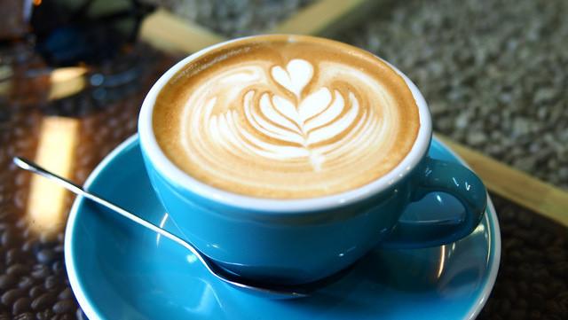 雲南旅遊景點 | 麗江古城《印象庄园》現烘現磨雲南當地咖啡豆
