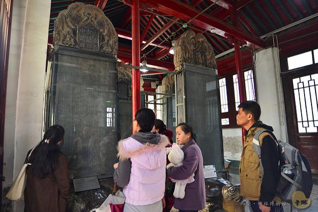 西安旅遊|必去景點《西安碑林博物館》千年歷史 走入文字世界