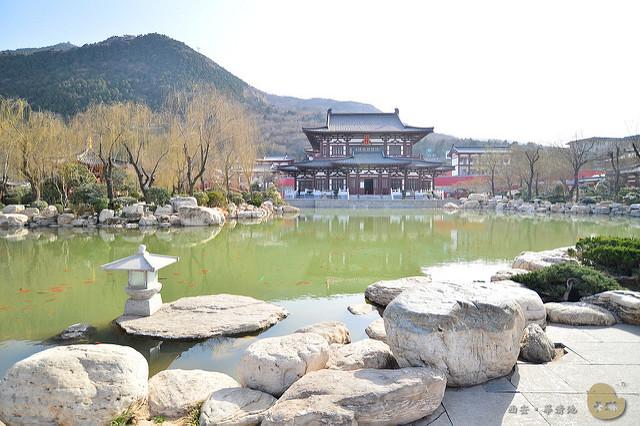 西安旅遊 必去景點《華清池》西安事變 帝王溫泉湯屋歷史遺址