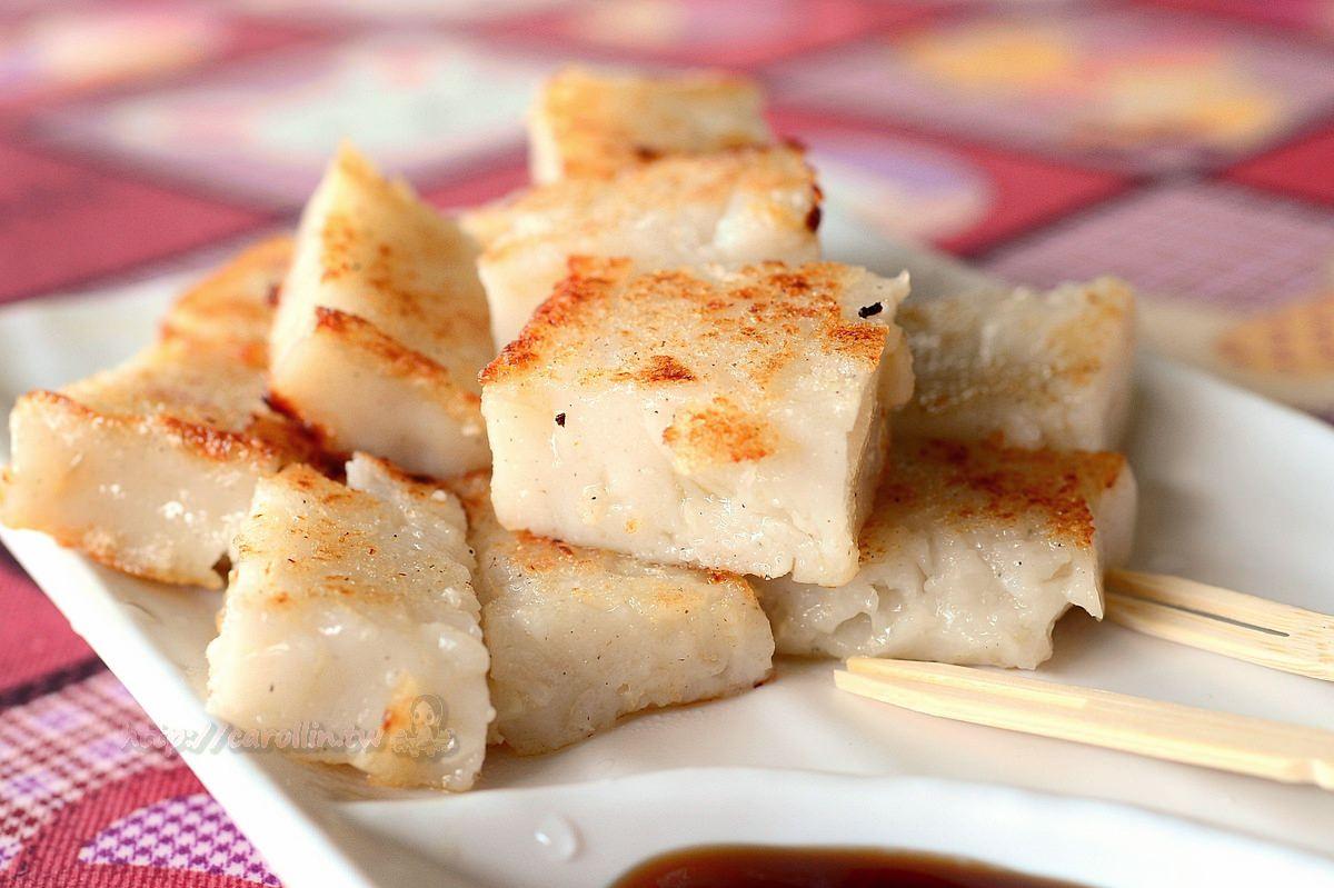 桃園美食|龍潭 三坑子老街《古媽媽手作》各式傳統米食 蘿蔔糕 肉粽 原味無菜單料理