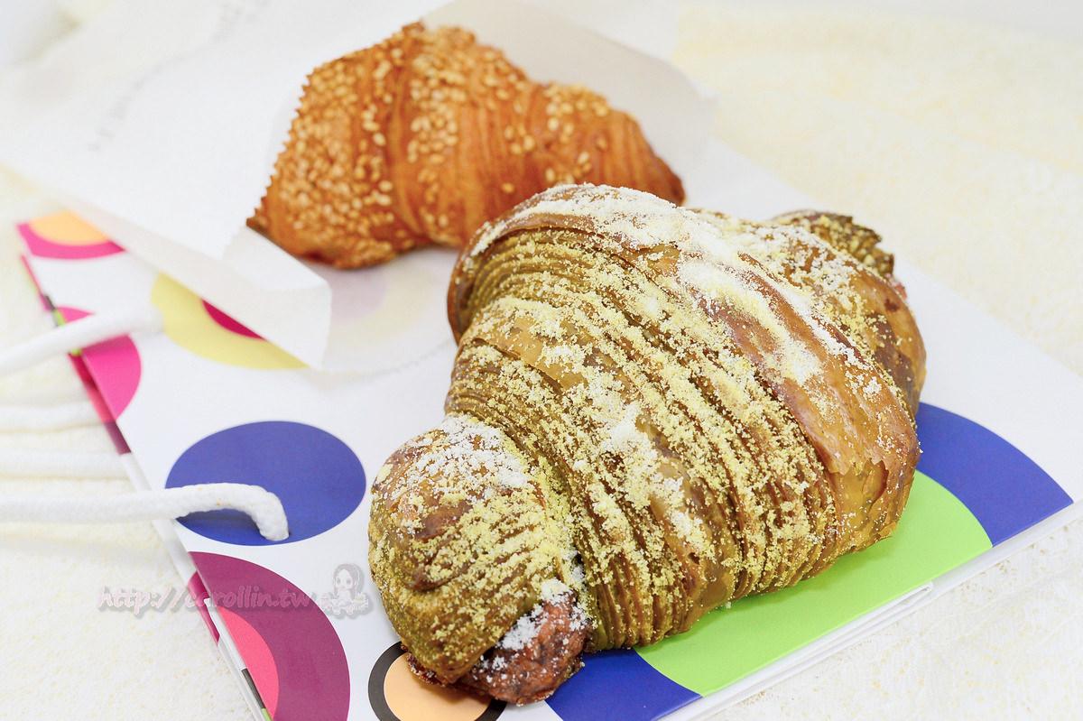 新北美食 |  板橋《Gontran Cherrier Bakery》GC烘焙 巴黎第一 最好吃的可頌麵包