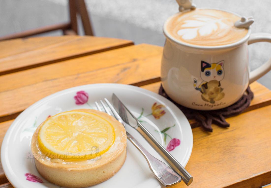 新北美食 | 板橋《多法妮cafe》捷運府中站 不限時咖啡館