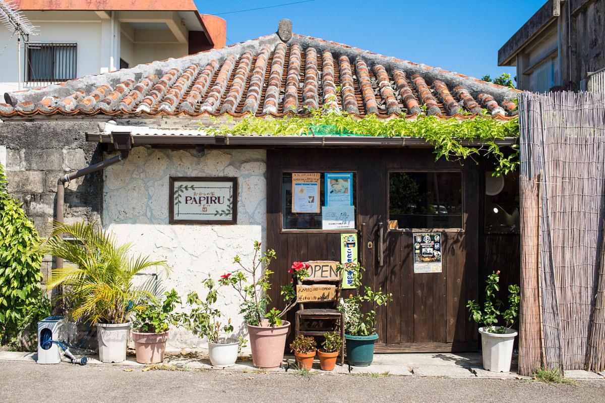 沖繩美食 | 石垣島《パピル PAPIRU》手作甜點 好吃的水果蛋糕捲