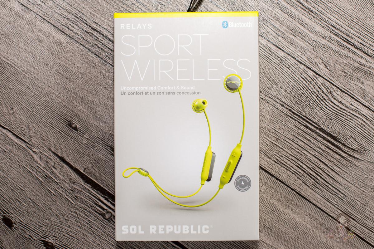 3C產品開箱 | Sol Republic Relays 藍牙運動耳機 時尚潮牌的舒適裝備推薦