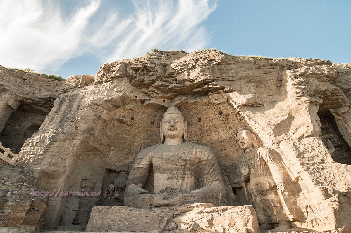 山西旅遊景點 | 大同 雲岡石窟 – 北魏千年石雕藝術寶庫