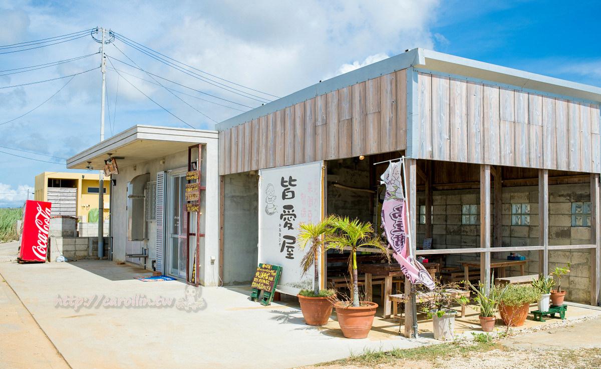 沖繩美食 | 宮古島 皆愛屋 – 自製豆腐 x 八重山麵 在地人早午餐推薦