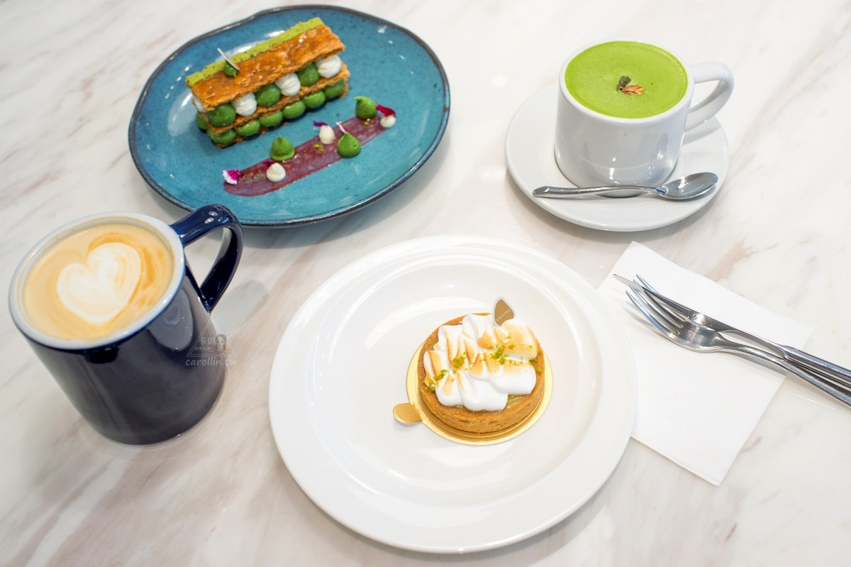 台北美食 |  大安區 CHANTEZ Pâtisserie 穿石 – 忠孝新生 法式甜點