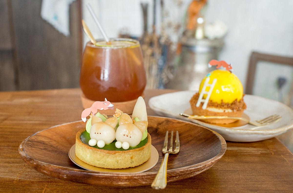 台南美食 | 北區 尋路。甜 – 可愛造型蛋糕 IG美照甜點店