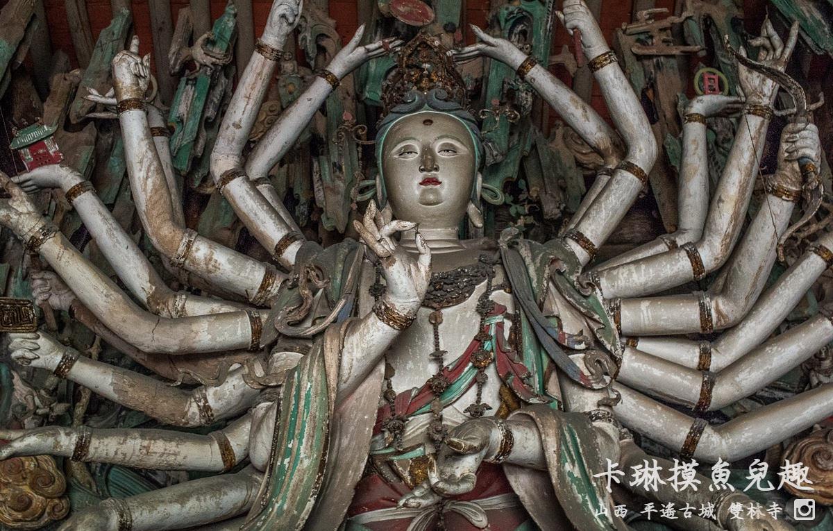 山西旅遊景點 | 平遙 雙林寺 – 千年古剎 東方彩塑藝術寶庫