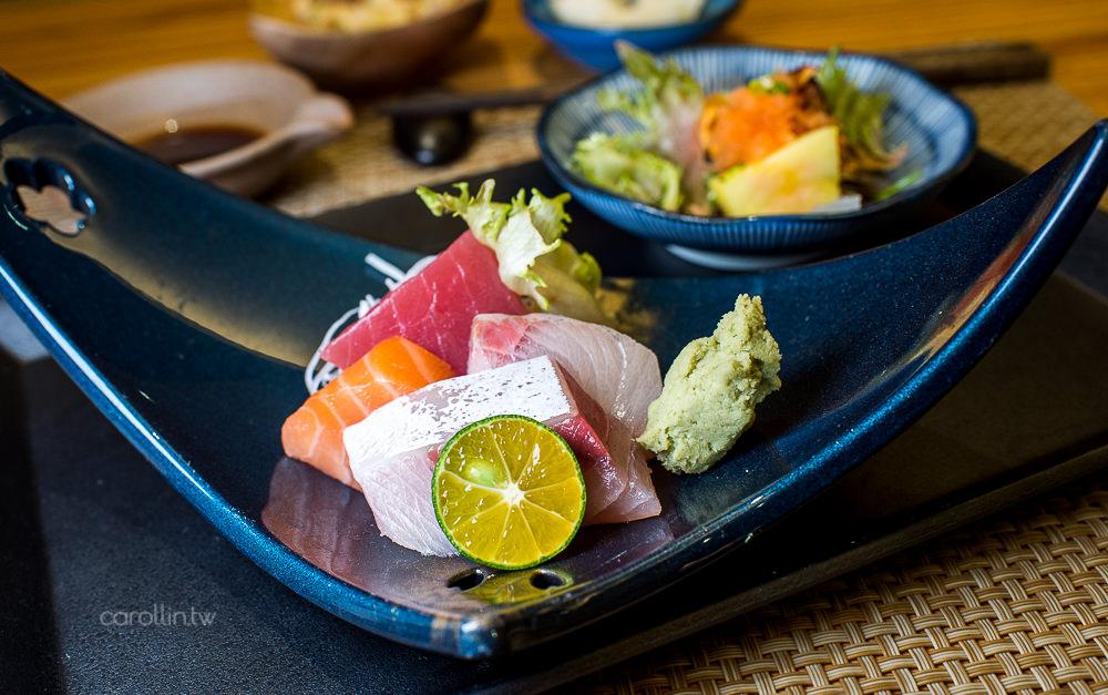 台北美食 | 中山區 富。四季割烹 – 一汁五菜 平價日本料理
