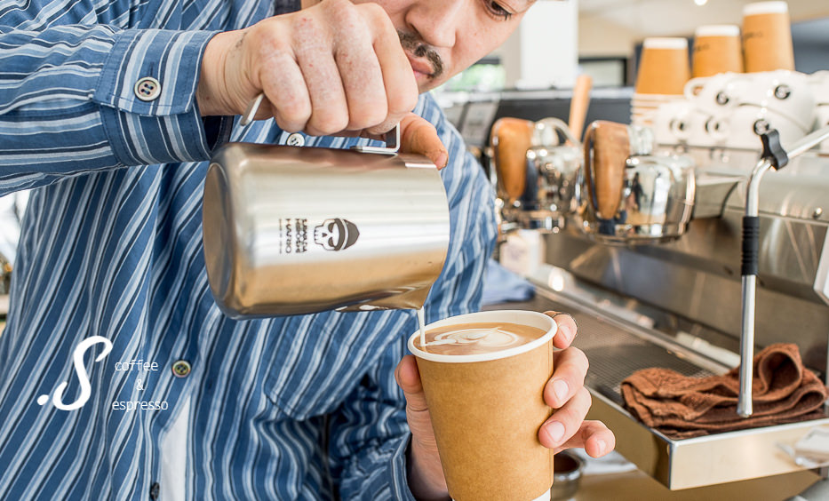 京都自由行 美食 | dot.S coffee & espresso – 平安神宮周遭咖啡店