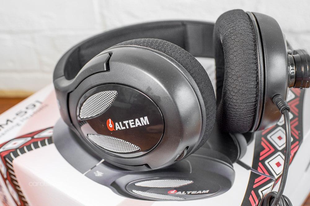 3C產品開箱 | 電競耳麥《ALTEAM GM-591》平價舒適吃雞夥伴 開箱心得