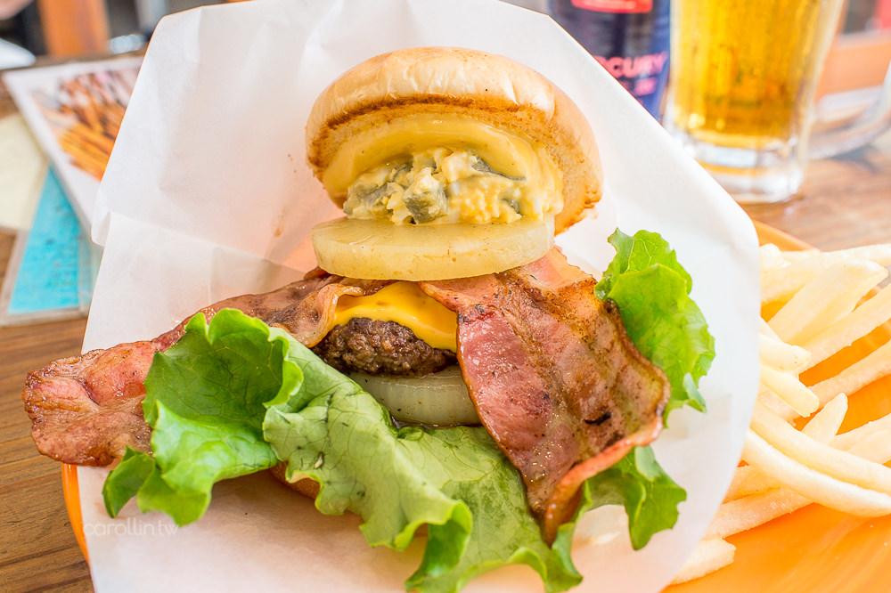 石垣島美食 | CHIBARU CAFE チバルカフェ – 好吃的黑毛和牛漢堡