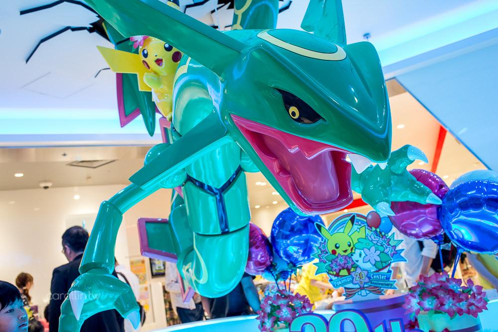 東京旅遊購物景點 | Pokémon Center Skytree Town 晴空塔 神奇寶貝中心