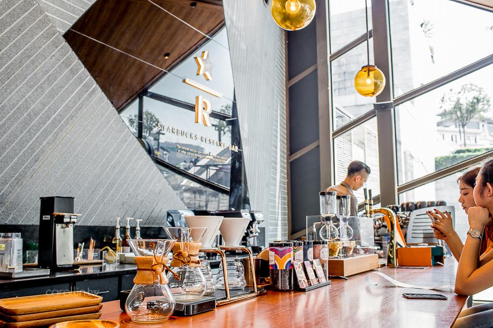西安旅遊 | 回民街 鐘樓鼓樓 Starbucks Reserve Bar Xian 星巴克典藏門市