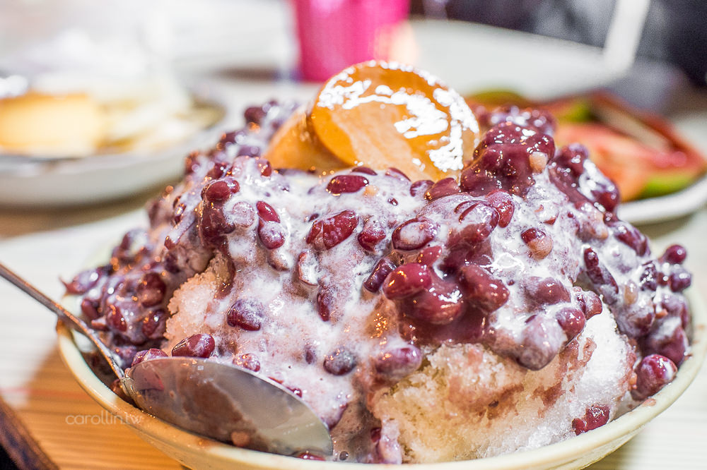 台南 中西區美食 | 冰鄉 – 府城人氣刨冰店 配料多到滿出來