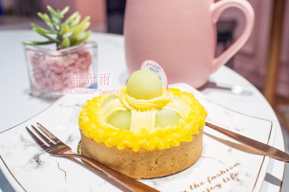新竹 東區美食 | 甜甜雨 RAINmaker Sweets – 租借韓服的法式甜點 咖啡店