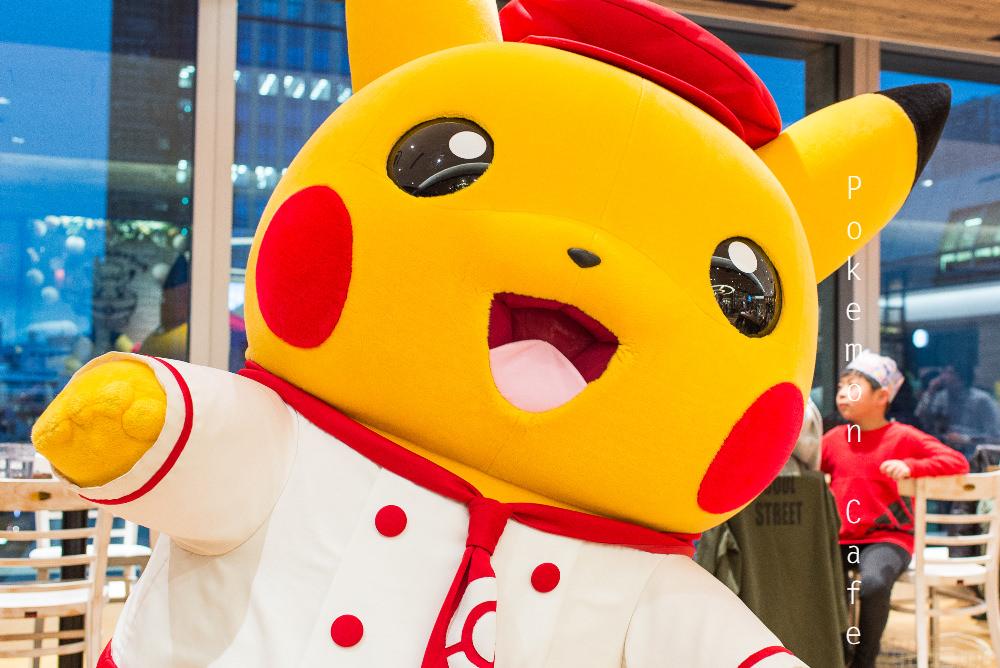 東京旅遊購物景點 | Pokémon Center TOKYO DX & Pokémon Café – 神奇寶貝中心 預約制皮卡丘咖啡店