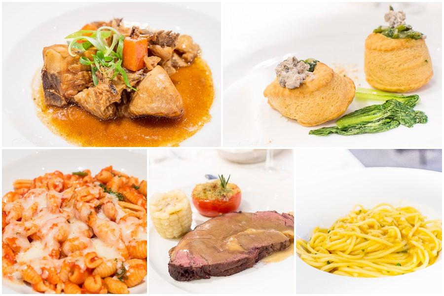 costa venezia 歌詩達郵輪威尼斯號 餐飲美食大運河馬可波羅義大利菜