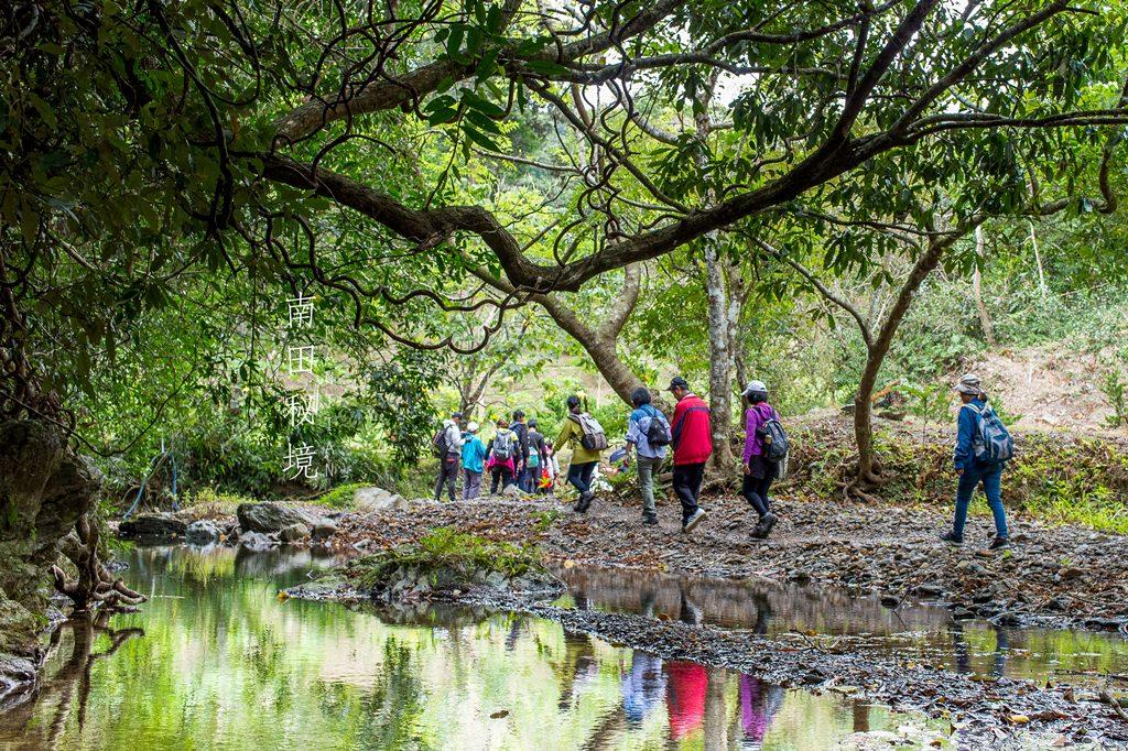 台東旅遊   南田部落 – 秘境溯溪 森林攀樹 野炊體驗 充滿探險樂趣的一日遊行程