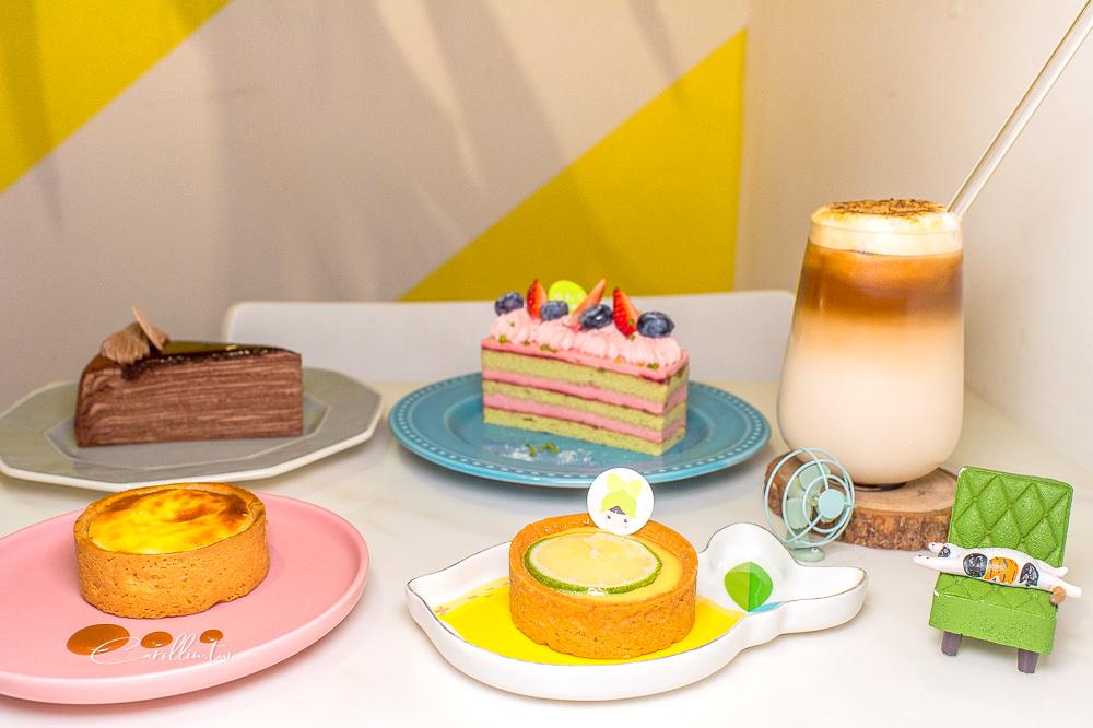台北 淡水美食 | Handshop 撼動屋 英專店 – 隱藏版小清新甜點咖啡店