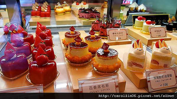 【食記】台中。月の戀人 日本洋菓子