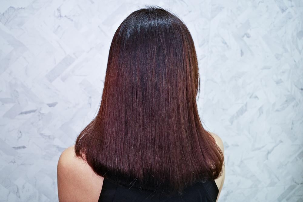 台北燙髮護髮推薦|這裏salon&meal – 大直捷運站出口,毛躁自然捲也想要自然好整理的慵懶髮型