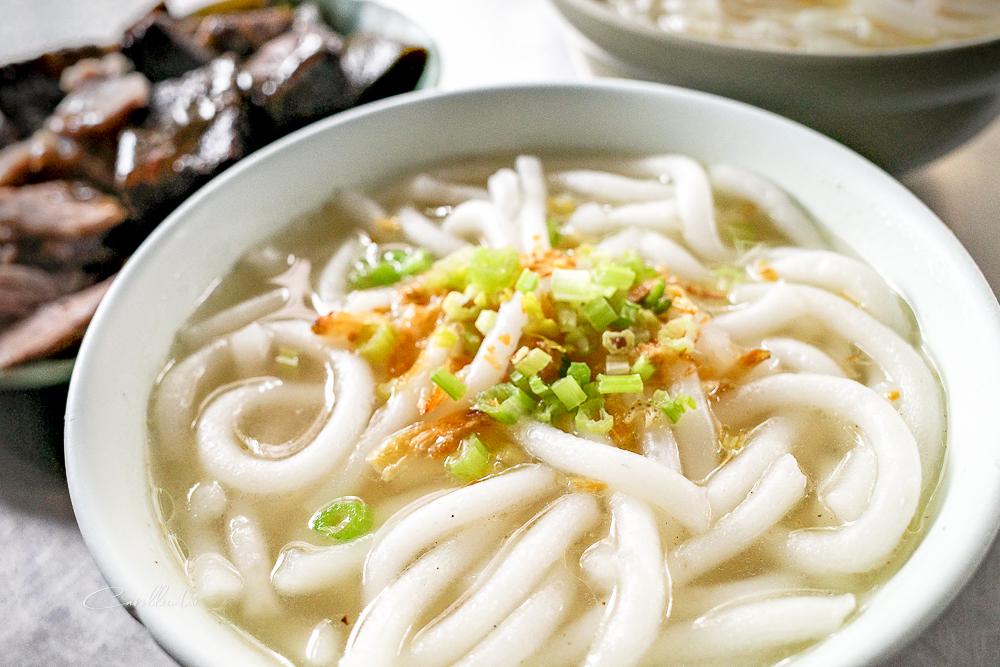 基隆美食 | 和平島米苔目 – 在地人推薦小吃,市場裡的隱藏版豐盛早餐